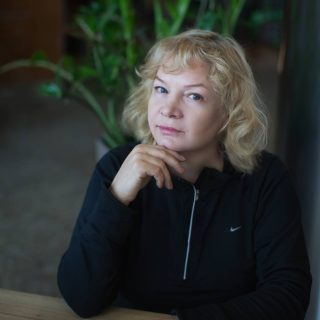 Марина Береговская